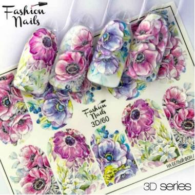 Слайдер-дизайн Fashion Nails 3d60