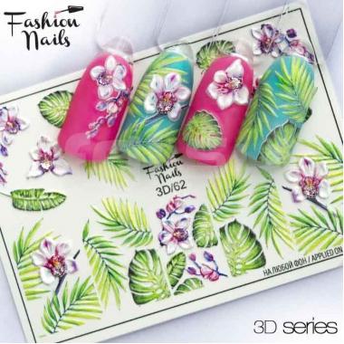 Слайдер-дизайн Fashion Nails 3d62