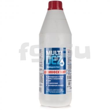 MultiDEZ тефлекс дезинфектант 1000мл