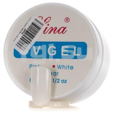 Гель для наращивания JINA белый.