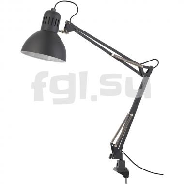 Лампа настольная Терциал (черная)