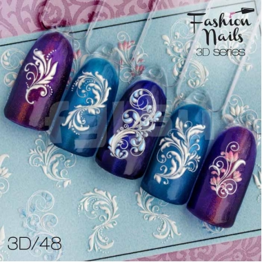 Слайдер-дизайн Fashion Nails 3d48