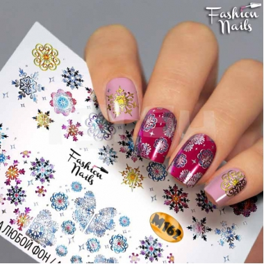 Слайдер Fashion Nails m162