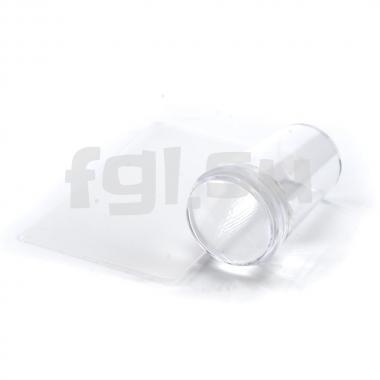 Штамп силиконовый поскребок малый