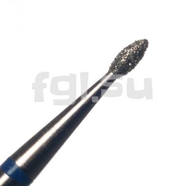 Фреза алмазная почка D-1.4мм средняя Россия(19)
