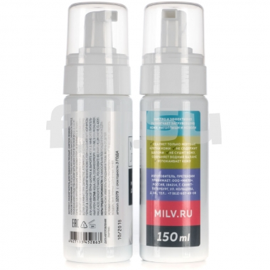 Экспресс-размягчитель для педикюра пенный «Мягкое лезвие» 150 мл MILV