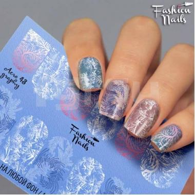 Слайдер-дизайн Fashion Nails aero43