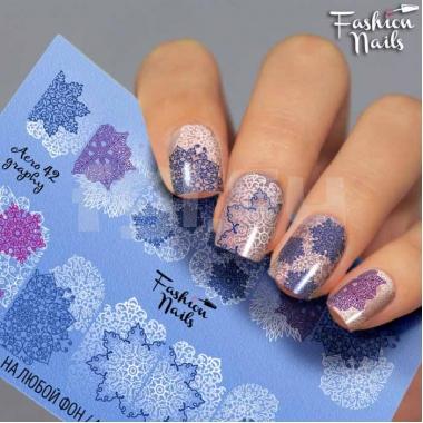 Слайдер-дизайн Fashion Nails aero42