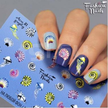 Слайдер Fashion Nails aero31