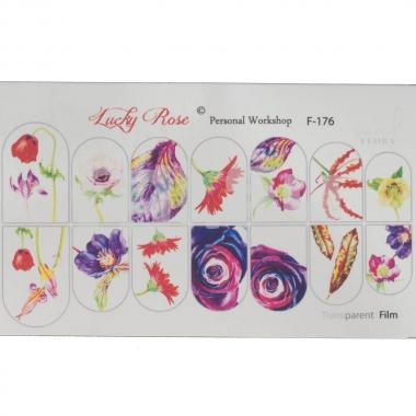 Слайдер-дизайн Lucky Rose F176