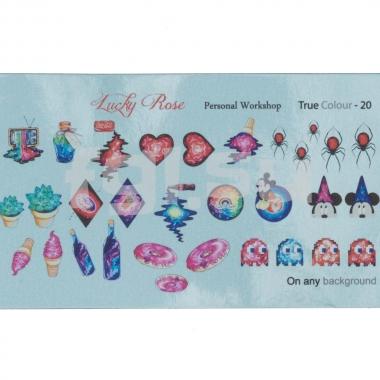 Слайдер-дизайн Lucky Rose True Colour20