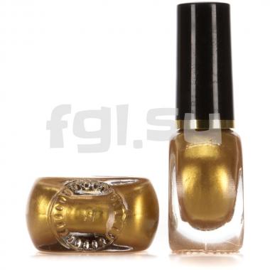 Краска для стемпинга №007 золото