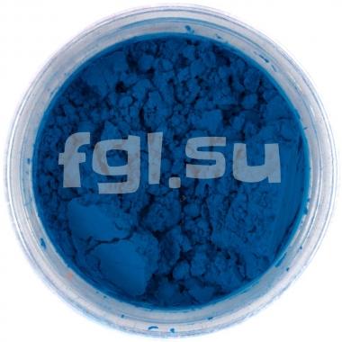 Пигмент синий матовый 1г
