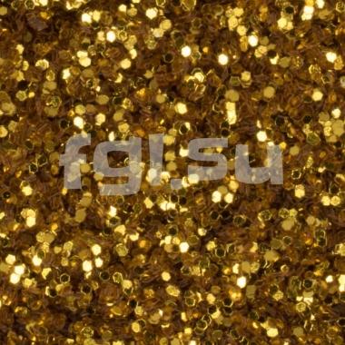 Блестки для дизайна золото