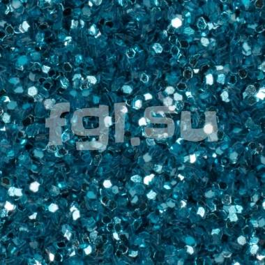 Блестки для дизайна синие