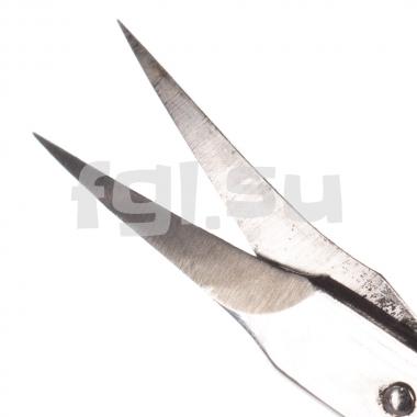 Ножницы для кожи CS-1/7-HG(CVD) изогнутые Metzger