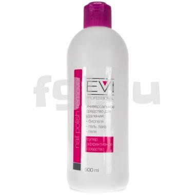 Средство для снятия биогеля, геля, гель-лака 500мл EVI professional