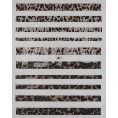 Наклейка с дизайном 501-2