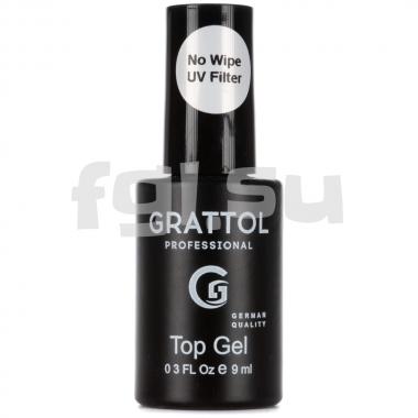Топ без липкого слоя 9мл UV Filter Grattol