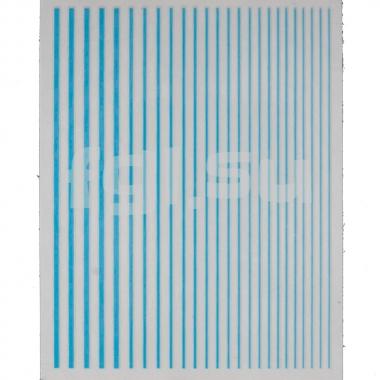 Ленты гибкие голубые(N11)