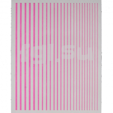 Ленты гибкие розовые(N9)