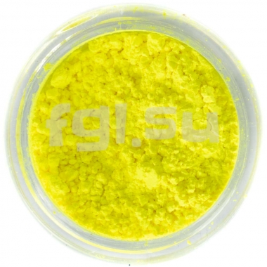 Пигмент желтый матовый 1г