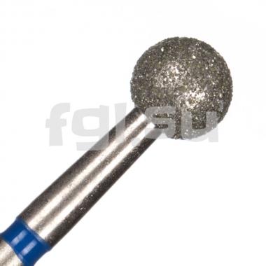 Фреза алмазная шар D-5мм средняя Россия(147)