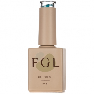 Гель-лак FGL Forest Green 001 10мл