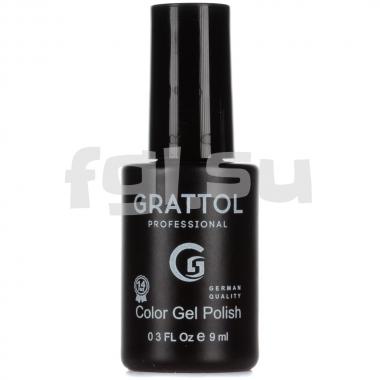 Гель-лак Grattol Color 030 9мл BRIGHT RED