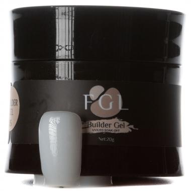 Гель для наращивания 009 15мл FGL молочный
