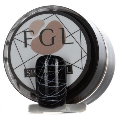 Spider gel (гель-паутинка) 5мл FGL белая