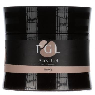 Акригель Acryl gel 001 50мл FGL прозрачный