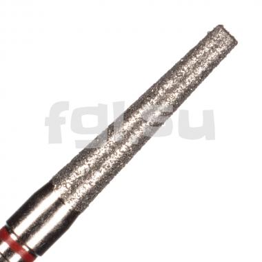 Фреза алмазная конус усеченный D-2.1мм мягкая Россия(157)
