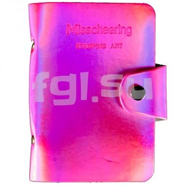 Чехол для пластин голографический