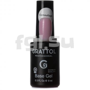 База камуфляж 012 9мл Grattol