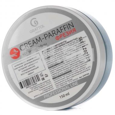 Крем-парафин 150мл ФРЕЗИЯ Grattol Premium