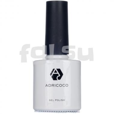 Гель-лак ADRICOCO №100 8мл белый