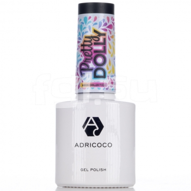 Гель-лак ADRICOCO Pretty dolly №06 8мл