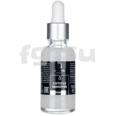 Ремувер для удаления кутикулы Cuticle remover 30 мл Grattol Premium