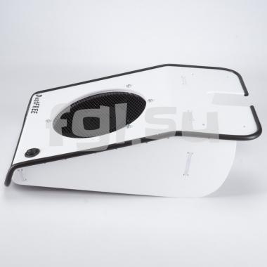 Пылесборник для педикюра DustFREE 64Вт глянец